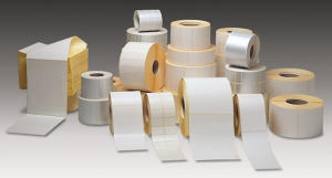 Print and apply consumables Die Cut Self Adhesive Labels